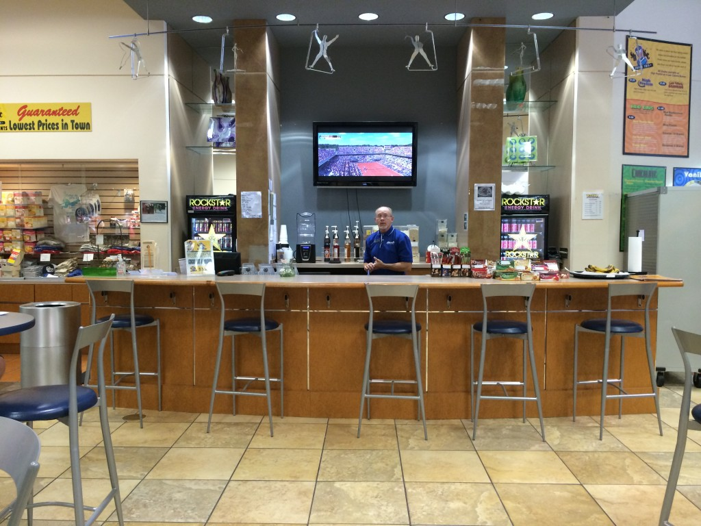 Smoothie Bar