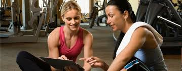 Personal Taining Women Image